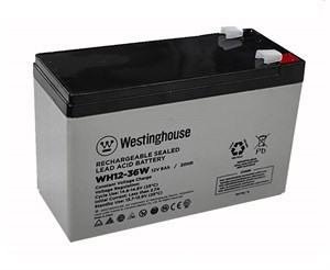 Westinghouse 12V 9AH WH12-36W High Rate Akü